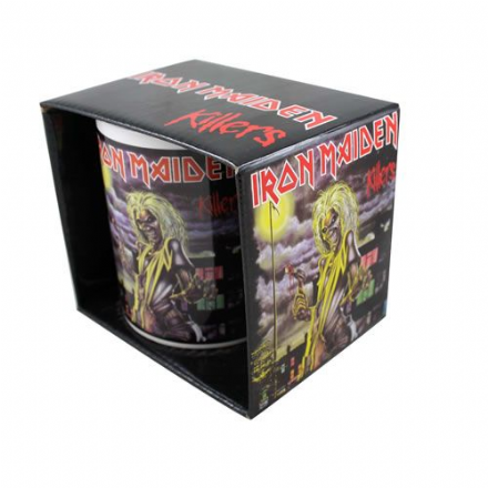 Iron Maiden 'Killers' Boxed Mug